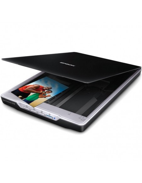 Epson Perfection V19 Numérisation à plat 4800 х 4800DPI A4 Noir