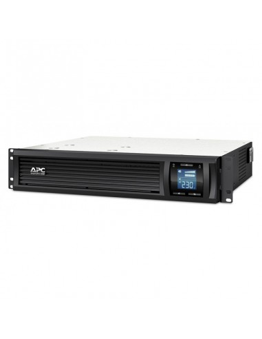 APC Smart-UPS C 2000VA 2U Rack mountable 230V (SMC2000I-2U)