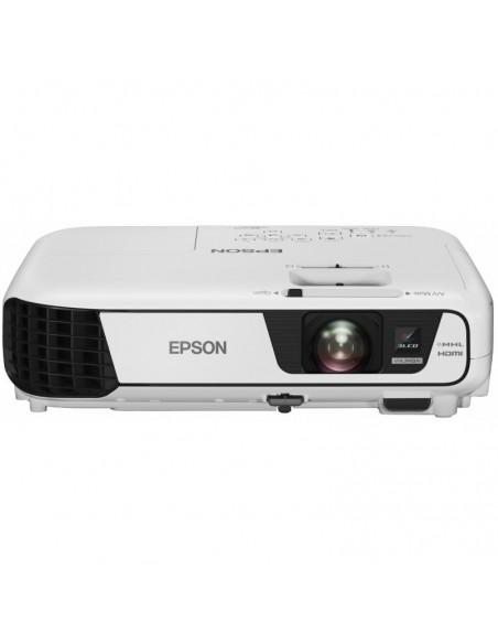 Epson EB-U32 Projecteur de bureau 3200ANSI lumens 3LCD WUXGA (1920x1200) Blanc vidéo-projecteur