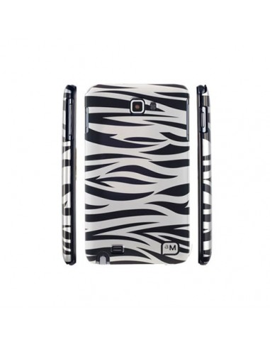 SAMSUNG Note Hard Case Zebra, White