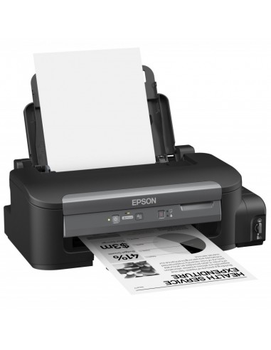 Epson single-function Monochrome ITS M100 Inkjet,A4,34pages/ (C11CC84301)