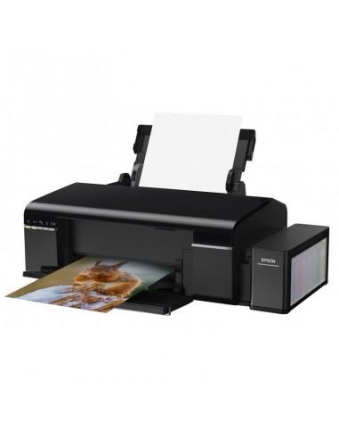 Epson Single-function couleurITS L805 A4, Inkjet,38p/min Co (C11CE86402)