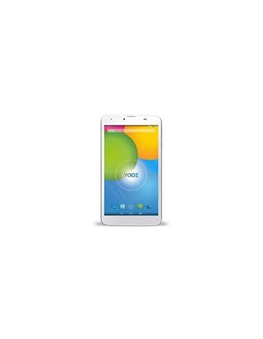 YooZ PhonePad P702 White, 8GBDual Sim, 3G