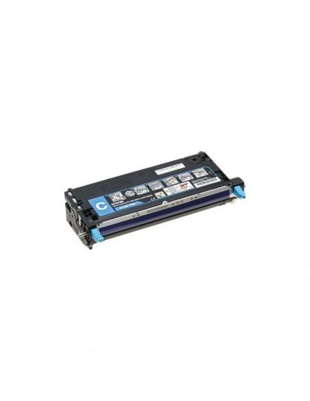 EPSON Toner cyan AL 2800N Capacite Standard (2.000 pages) (C13S051164)