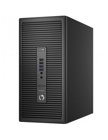 HP 600G2 MT i3-6100 4GB 500GBDVDRW W10dgW7p64 3y (P1G54EA)