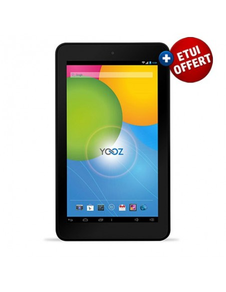 YOOZ MyPad703 Black ,QC 8GB,WIFI,Bluetooth+Case MyPad Offert (DS2784)