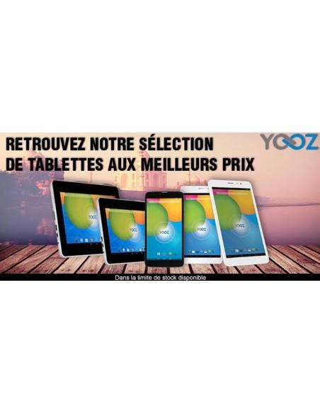 YooZ MyPadi970FHD,Retina,QuadCore White,16G,3G+Case Dark Gr (DS2583)