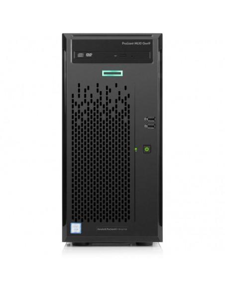 Hewlett Packard Enterprise ProLiant ML10 Gen9 3.3GHz E3-1225V5 300W Tower (4U) serveur