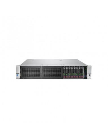 HPE DL380G9 8SFF E5-2620v4 16GB 3x300GB 15K P440ar2GB DVD (843557-425)