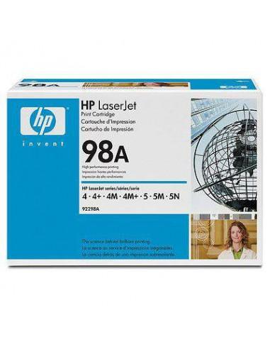 HP Print Crtg, LaserJet 4 M,4+ M+,5 N M (92298A)