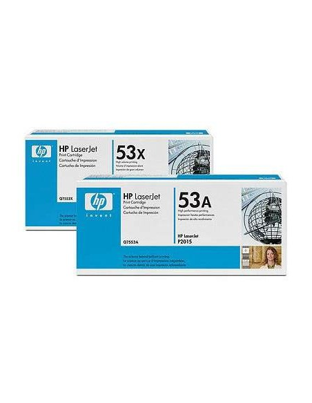 HP LaserJet P2015 Black Cartridge 14 000 pages (Q7553XC)