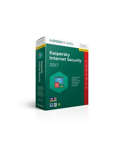 Kaspersky Security 2017 3 Postes Multi-Devices