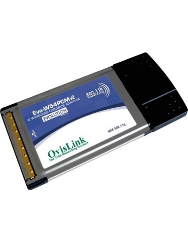 Carte wireless PCMCIA Ovislink