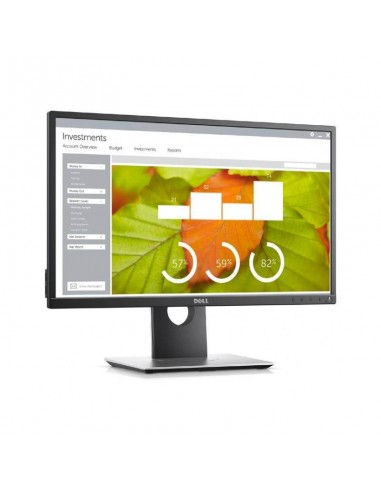 "Dell 24 Monitor|P2417H-60.5cm (23.8"") Black, EUR (P2417H-3Y)"