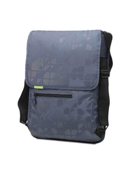 """HP FH932AA 16"""" Notebook messenger Noir, Bleu sacoche d'ordinateurs portables"""