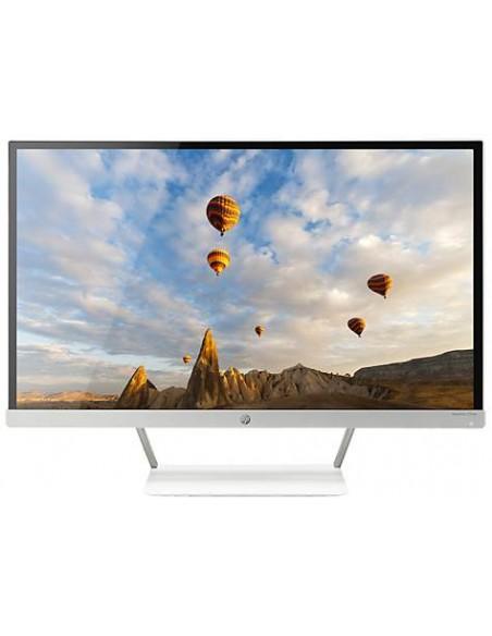 """HP Pavilion 27xw 27"""" Full HD IPS Argent écran plat de PC"""