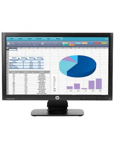 HP ProDisplay P202 20-inch Monitor (ENERGY STAR) écran plat de PC
