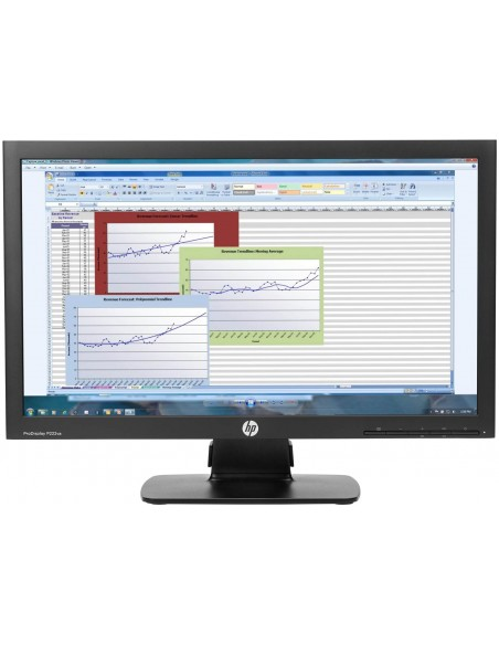 """HP ProDisplay P222va 21.5"""" Full HD VA Mat Noir écran plat de PC"""