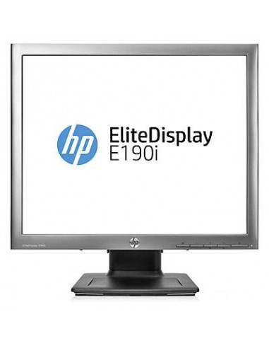 """HP EliteDisplay E190i 18.9"""" IPS Argent écran plat de PC"""