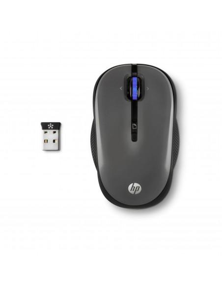 HP Souris sans fil (grise) X3300