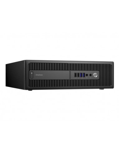 HP EliteDesk 800 G2 3.7GHz i3-6100 SFF Noir PC