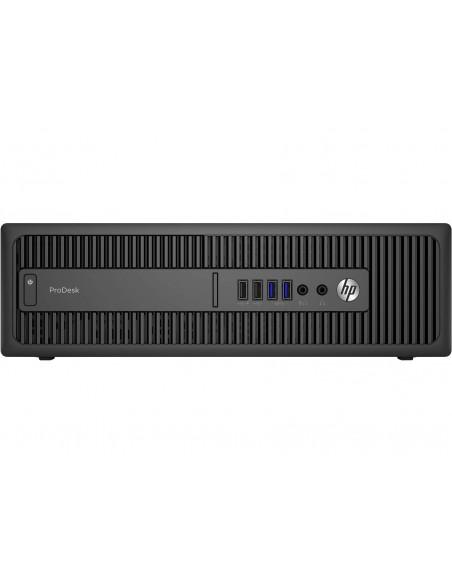 HP ProDesk 600 G2 3.7GHz i3-6100 SFF Noir PC