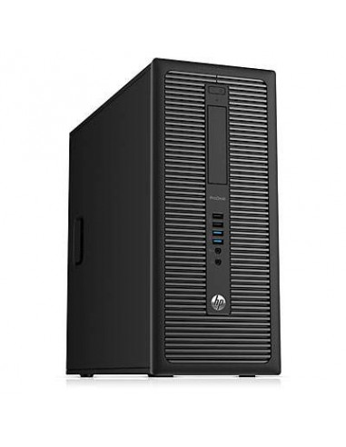 HP ProDesk 600 G1 3.6GHz i3-4160 Micro tour Noir PC