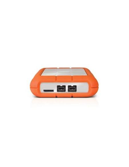 LaCie Rugged Triple 1TB USB Type-A 3.0 (3.1 Gen 1) 1000Go Argent disque dur externe