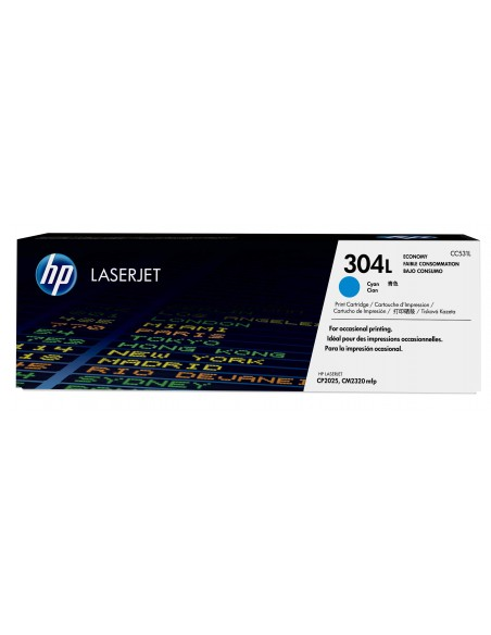 HP 304L toner LaserJet Economique Cyan authentique