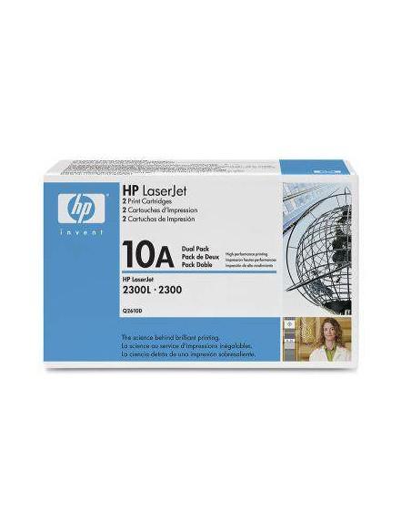 HP Q2610D Cartouche 6000pages Noir cartouche toner et laser