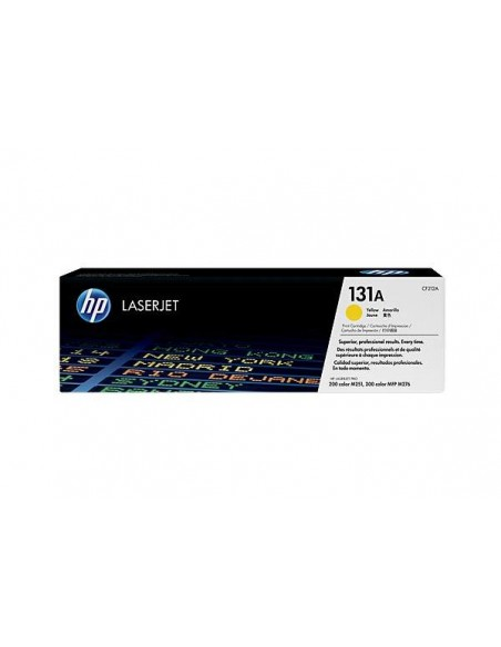 HP 131A Laser toner 1800pages Jaune