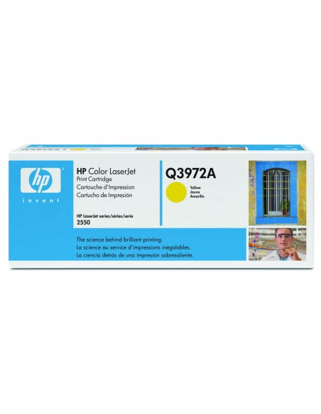 HP 123A Cartouche 2000pages Jaune