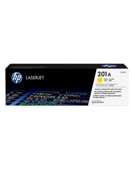 HP 201A toner LaserJet Jaune authentique