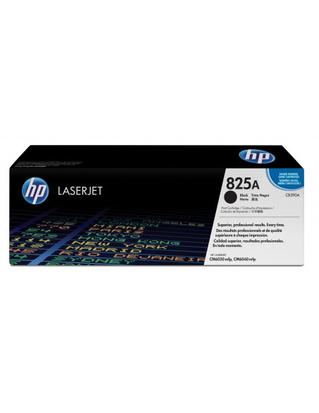 HP 825A toner LaserJet noir authentique