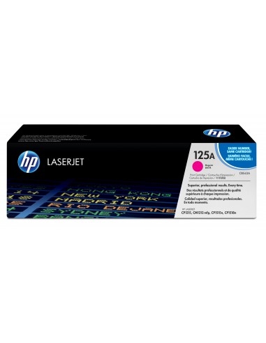 HP 125A toner LaserJet magenta authentique