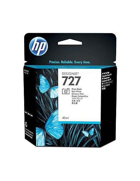 HP 727 40-ml Photo Black Photo noire cartouche d'encre