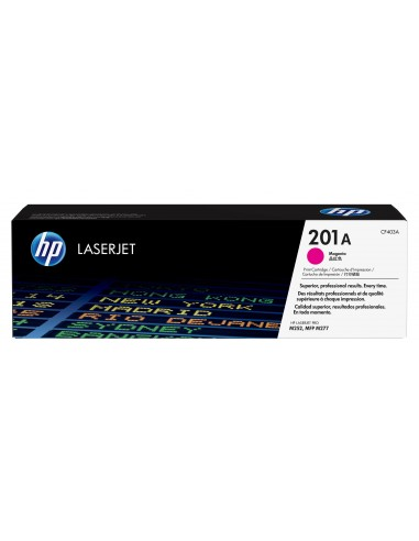 HP 201A toner LaserJet Magenta authentique
