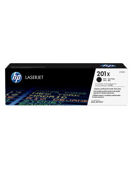 HP 201X toner LaserJet Noir grande capacité authentique
