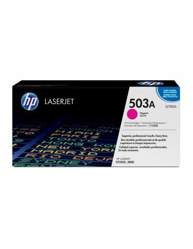 HP 503A toner LaserJet magenta authentique