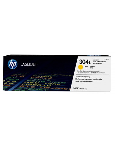 HP 304L toner LaserJet Economique Jaune authentique