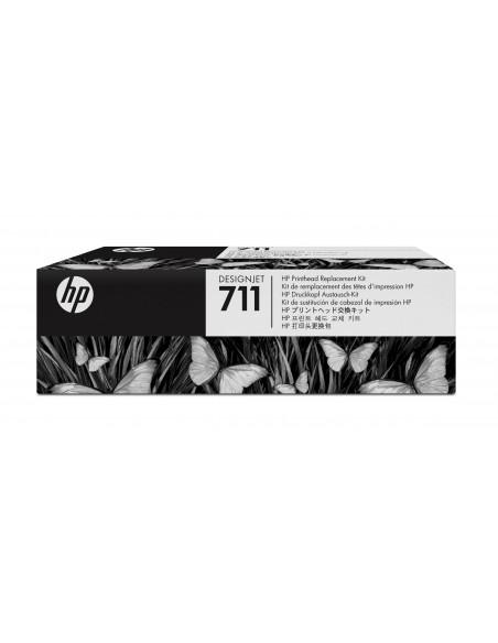 HP H 711 kit de remplacement pour tête d'impression DesignJet