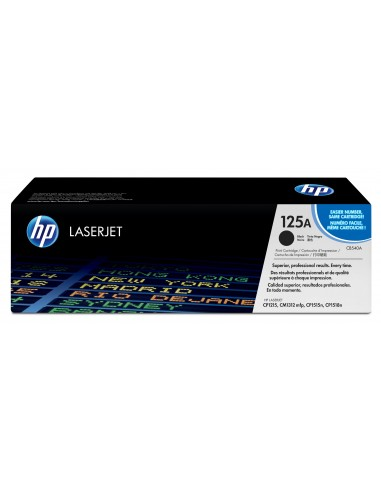 HP 125A toner LaserJet noir authentique