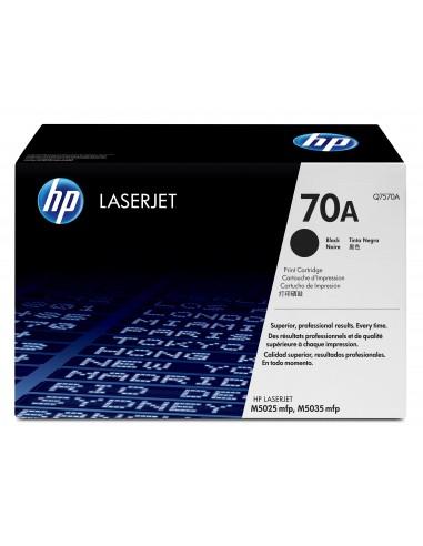HP 70A toner LaserJet noir authentique