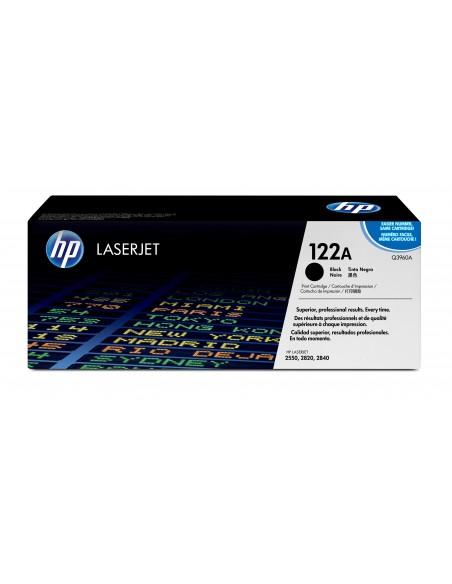 HP 122A toner LaserJet noir authentique