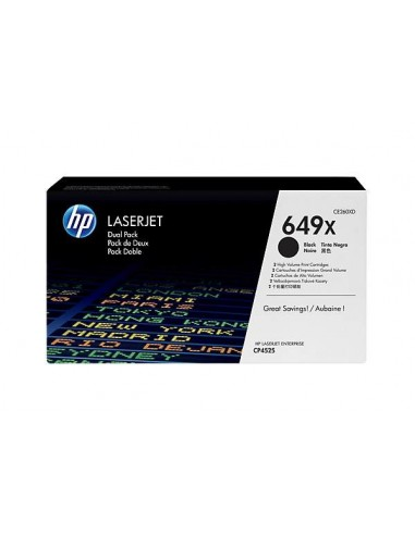 HP 649X 34000pages Noir