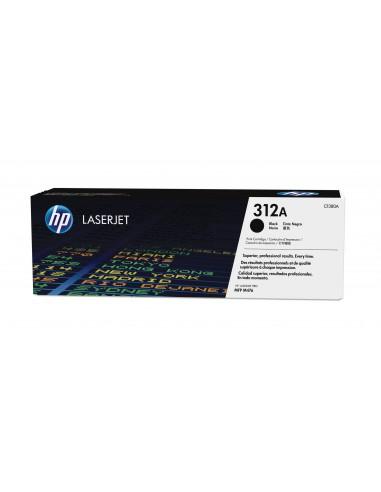 HP Cartouche de toner noir authentique LaserJet 312A