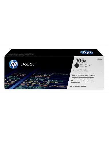 HP 305A toner LaserJet noir authentique