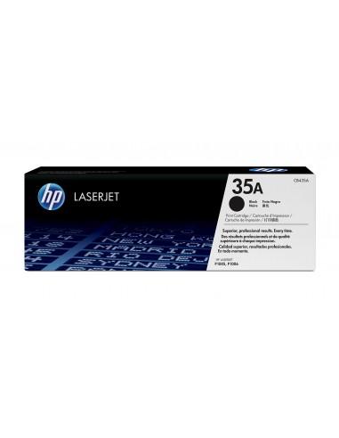 HP 35A toner LaserJet noir authentique