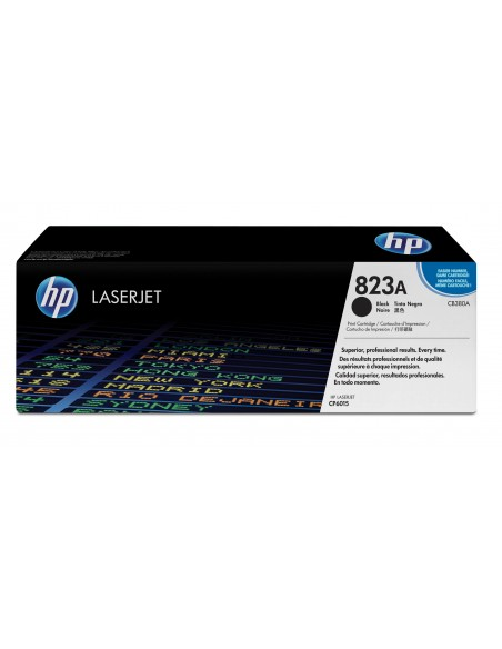 HP 823A toner LaserJet noir authentique