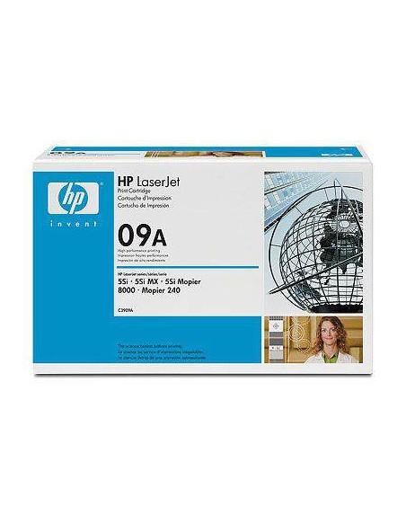 HP 09A Laser cartridge 15000pages Noir
